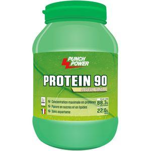 PUNCH POWER Protein 90 Punch Power vanille – 750g