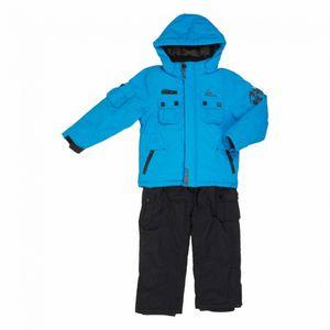 Ski alpin garçon PEAK MOUNTAIN Peak Mountain   Ensemble de ski garçon  ECARDIDEN   Bleu/noir