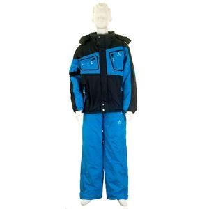 peak mountain ensemble de ski ecisola gris bleu achat et prix pas cher go sport. Black Bedroom Furniture Sets. Home Design Ideas