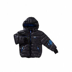 Ski alpin garçon PEAK MOUNTAIN SRK   Doudoune garçon  ECAPTI   noir/bleu