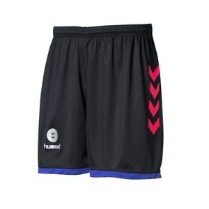 Handball garçon HUMMEL Short Hummel Campaign noir/rose/violet