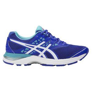 Course à pied femme ASICS Asics Chaussure de course pour femme Neutral Gel-Pulse 9 Blue - T7D8N-4801