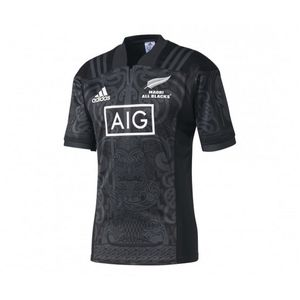 Rugby homme ADIDAS PERFORMANCE Nouveau Maillot Adidas All Blacks MAORI 2017/2018