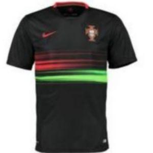 Football homme NIKE Maillot Portugal Nike Noir 2015