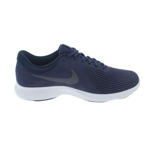 running homme NIKE Chaussures Nike Revolution 4 lilas gris