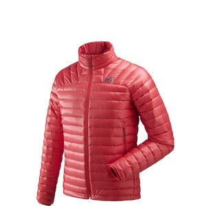All mountain homme MILLET Doudoune K SYNTH'X DOWN JKT Red - Rouge - Homme - Escalade, Approche