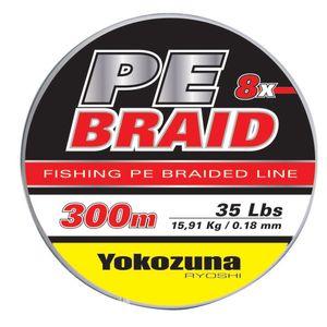 Pêche adulte YOKOZUNA Yokozuna Yokozuna 8x Pe 1000
