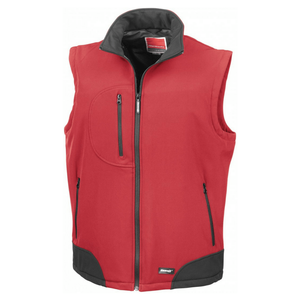 Mode- Lifestyle adulte RESULT Gilet sans manches  softshell Result