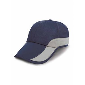 Mode- Lifestyle adulte RESULT Casquette 2 tons maille- RC057 - bleu marine