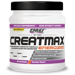 FIRST IRON SYSTEMS CREATMAX ENERGIZED