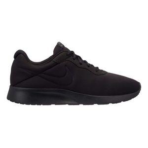 homme NIKE Chaussures Nike Tanjun SE Premium noir gris foncé