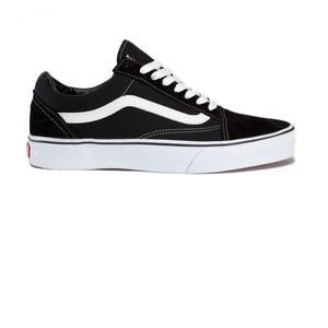Mode- Lifestyle homme VANS Chaussures Ua Old Skool Black/White e17