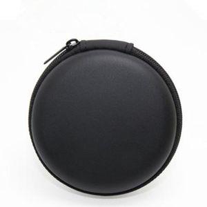 auto-hightech Casque ecouteur-Casque d'Ecouteur Mains Llibres Bluetooth Noir - Style à Clapet avec Poche Intérieure à Fermeture à Glissière