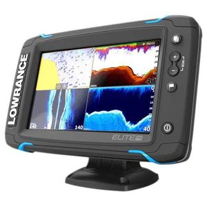 LOWRANCE Lowrance Elite-7 Ti Med/high/downscan