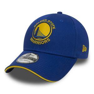 Mode- Lifestyle adulte NEW ERA Casquette NBA Golden State Warriors New Era Team 39thirty bleu taille casquette - M/L (56.8-60.6cm)