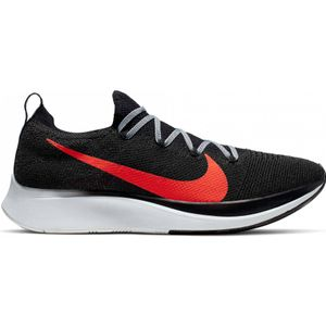 running homme NIKE Nike - Zoom Fly Flyknit Hommes chaussure de course (noir)