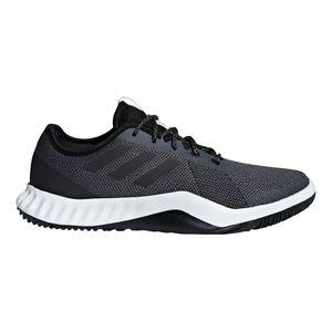 Chaussures adidas CrazyTrain LT gris foncé blanc – achat et
