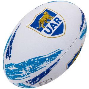 Rugby à XV  GILBERT Ballon de rugby Midi Replica Gilbert Argentine (taille 2)