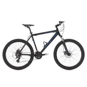 Cycle  KS CYCLING VTT cadre aluminium 26'' GTZ noir-bleu TC 56 cm KS Cycling