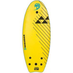 WAIMEA Waimea Planche de surf EPS 114 cm Jaune 52WZ-GLB-Uni