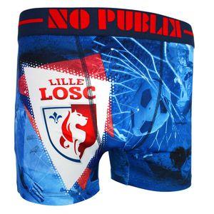 Mode- Lifestyle homme NO PUBLIK No Publik - Boxer Microfibre Enfant Losc Blue Goal