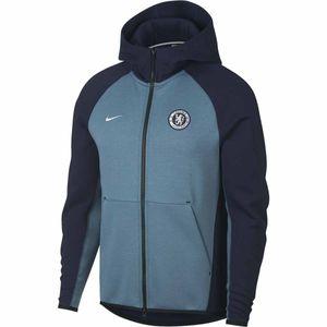 Football homme NIKE Sweat à capuche Nike Chelsea FC Tech Fleece - AH5198-455