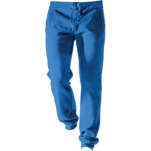 Jeux divers homme KARIBAN pantalon jogging unisexe K700 - bleu roi