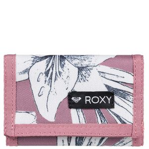 Mode- Lifestyle  ROXY Portefeuille en Toile Rose Roxy