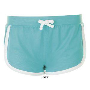 Mode- Lifestyle femme SOL S short de plage Femme - 01697 - bleu turquoise