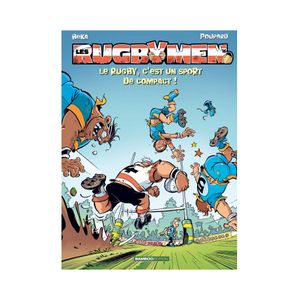 Rugby à XV adulte BAMBOO BD - Les rugbymen - Tome 16 - Bamboo