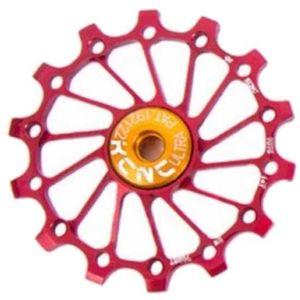 Cycle  KCNC Kcnc Jockey Wheel Ultra Sram X Sync Long Teeth Narrow/wide 14d