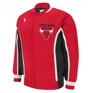 Mode- Lifestyle adulte MITCHELL AND NESS Veste Mitchell & Ness Chicago Bulls Authentic Warm Up 92-93 Hardwood Classics