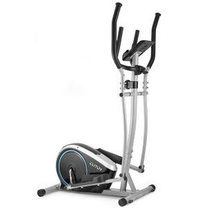ELITUM ELITUM Vélo elliptique MX350 - Capteurs de la fréquence Cardiaque Argenté