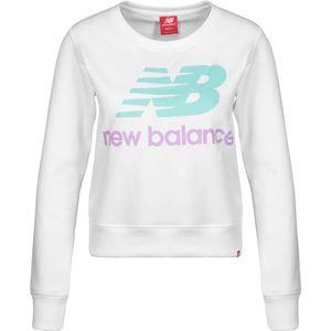 Mode- Lifestyle femme NEW BALANCE Sweat blanc femme New Balance WT91585