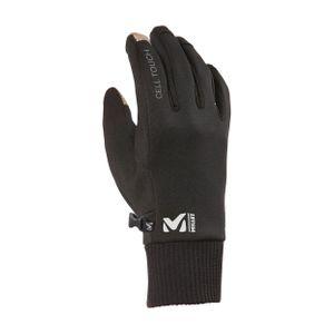 Sports d'hiver homme MILLET Gants Polaires Millet Cell Touch Glove Black - Noir Homme