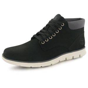 Mode- Lifestyle homme TIMBERLAND Timberland Chukka Leather noir, boots homme