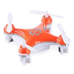 Objet connécté - high tech  CELLYS Mini drone CHEERSON caméra couleur - Orange