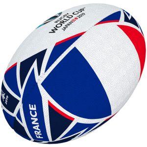 Rugby à XV  GILBERT Mini Ballon de rugby Gilbert France (taille 1)