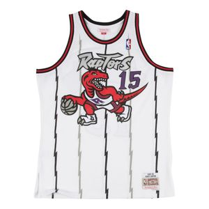 Basket ball homme MITCHELL AND NESS Maillot Toronto Raptors Vince Carter #15