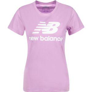 Mode- Lifestyle femme NEW BALANCE T-shirt violet femme New Balance WT91546
