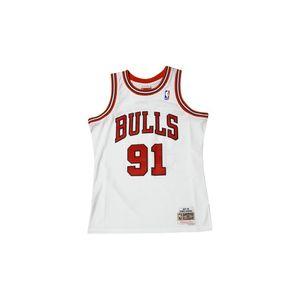Basket ball homme MITCHELL AND NESS Maillot Chicago Bulls Dennis Rodman #91 1997-98