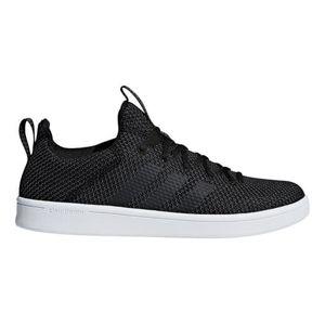 Mode- Lifestyle homme ADIDAS NEO Chaussures adidas neo Cloudfoam Advantage Adapt noir gris foncé