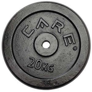 Musculation  CARE Care Disque en fonte 20 kg