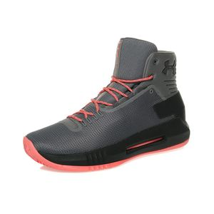 homme UNDER ARMOUR Chaussures Drive 4 Gris Basketball Homme Under Armour