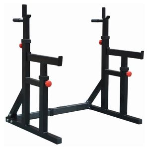 Musculation  DKN DKN Squat Rack Dip Stand