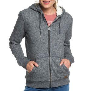 Mode- Lifestyle femme ROXY ROXY Trippin Sherpa Sweat Zip Femme