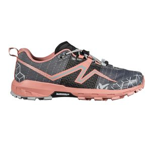 All mountain femme MILLET Chaussures LIGHT RUSH W Pop Coral - Femme - Trail running