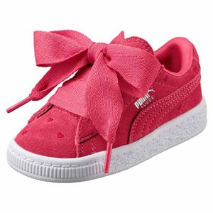 Mode- Lifestyle fille PUMA SELECT Puma Select Suede Heart Valentine Ps