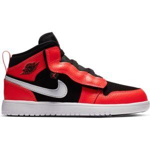 Mode- Lifestyle adulte JORDAN Chaussure de Basket Air Jordan 1 Mid ALT TD Orange pour enfant Pointure - 29.5