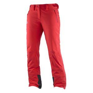 Ski femme SALOMON Salomon Iceglory Pants Short